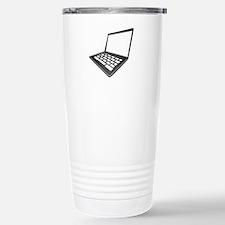 Mac Laptop Travel Mug