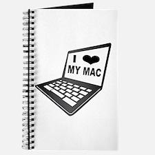 I Love My Mac Journal