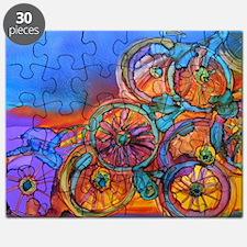 Bike Sculptor Puzzle