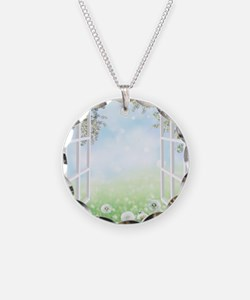 Spring View Necklace