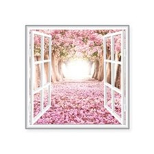 Romantic View Sticker
