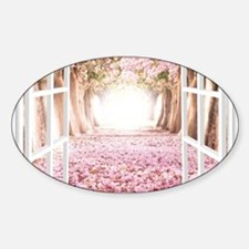 Romantic View Decal