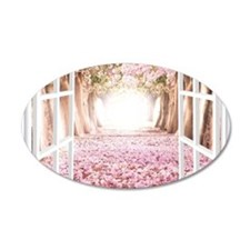 Romantic View Wall Decal