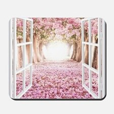 Romantic View Mousepad