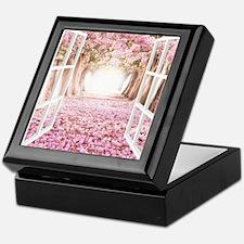 Romantic View Keepsake Box