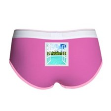 Island View Women's Boy Brief