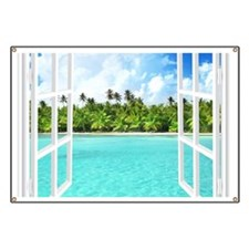 Island View Banner