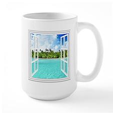 Island View Mugs