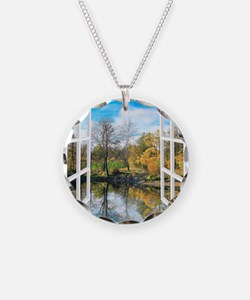Lake View Necklace