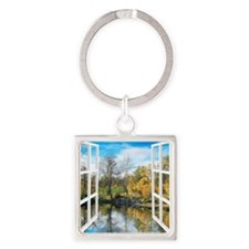 Lake View Keychains