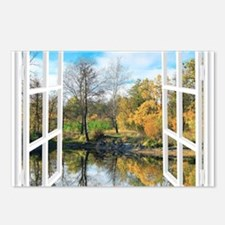 Lake View Postcards (Package of 8)
