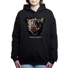 Hemlock Grove Inside Out Women's Hooded Sweatshirt