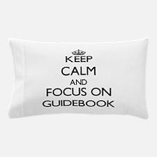 Cute Field guide Pillow Case