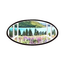 New Zealand View Patches