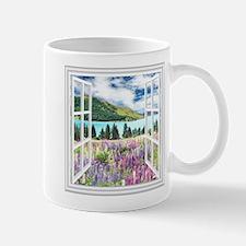 New Zealand View Mugs