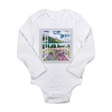 New Zealand View Body Suit