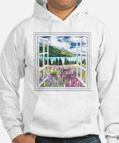 New Zealand View Hoodie