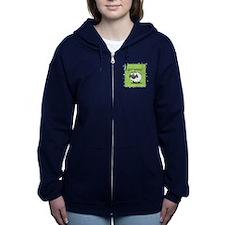 I Believe I'll Knit Women's Zip Hoodie