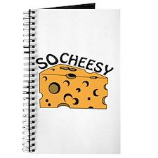 So Cheesy Journal