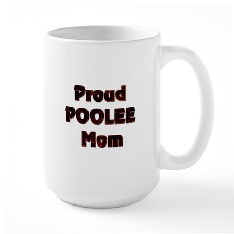 Proud Poolee Mom Mugs