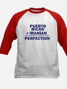 Puerto Rican + Iranian Tee