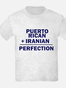 Puerto Rican + Iranian T-Shirt