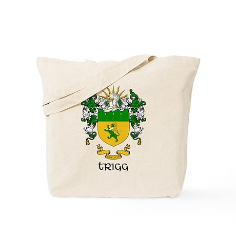 Trigg Coat of Arms - Tote Bag