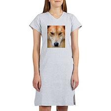 Cute Dingo Women's Nightshirt