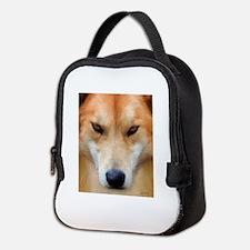Cute Dingo Neoprene Lunch Bag