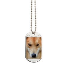 Cute Dingo Dog Tags