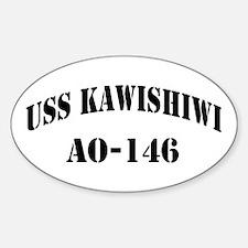 USS KAWISHIWI Decal