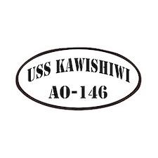 USS KAWISHIWI Patches