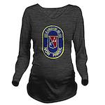 USS KAWISHIWI Long Sleeve Maternity T-Shirt