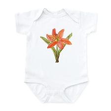 Tiger Lily Infant Bodysuit