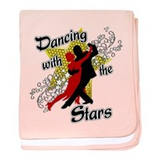 Dancing With The Stars baby blanket