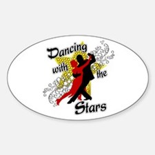 Dancing With The Stars Decal