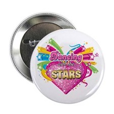 "Dancing with the Stars 2.25"" Button"