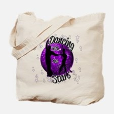 Dancing With The Stars Tote Bag