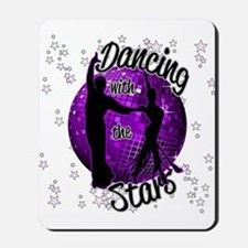 Dancing With The Stars Mousepad