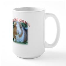 'Cavies Rule' Mug