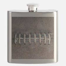 Cute Football Flask