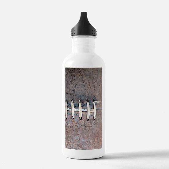Cute American football Water Bottle