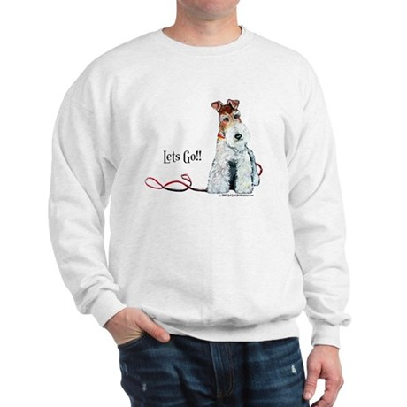 Fox Terrier Walk Sweatshirt