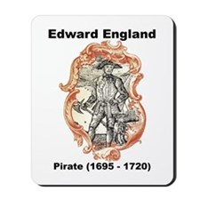 Edward England Pirate Mousepad