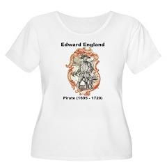 Edward England Pirate (Front) T-Shirt