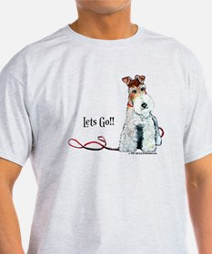Fox Terrier Walk T-Shirt