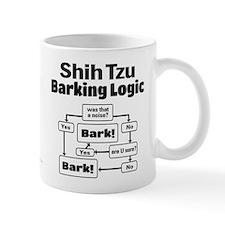 Shih Tzu Logic Mug