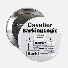 "Cavalier Logic 2.25"" Button"