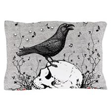 Cute Graphic bird Pillow Case