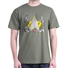 Star Trek Janeway Tattoo T-Shirt